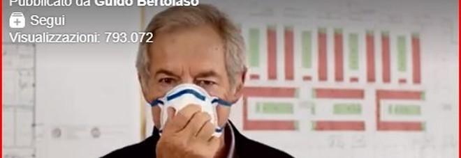 Coronavirus, Guido Bertolaso ricoverato al San Raffaele di Milano