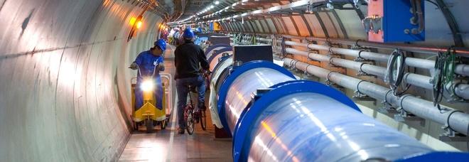 L'acceleratore di particelle del Cern