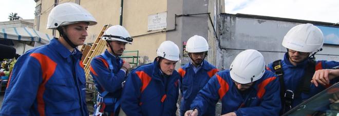 Napoli, dai banchi al mondo del lavoro l'Enel assume un'intera classe