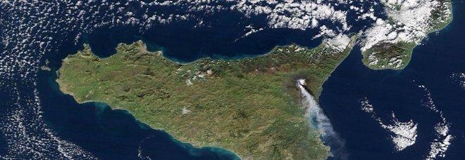 Etna, dopo terremoti ed eruzione il suolo si è spostato sino a 50 centimetri