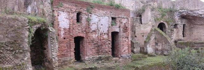 Pozzuoli, buste con rifiuti tossici nel sito archeologico romano