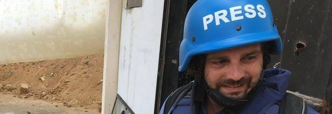 Gariele Micalizzi ferito in Siria, il fotoreporter era sul fronte con l'Isis