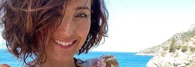 Caterina Balivo, si allarga la famiglia. La notizia arriva in vacanza: «Benvenuto»