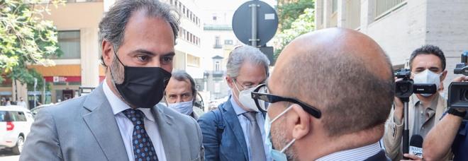 Catello Maresca candidato sindaco di Napoli: «La priorità è la lotta alla camorra»