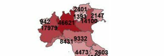 Il Covid assedia il Nord e si sposta in provincia. Milano e Napoli meglio di Como e Caserta