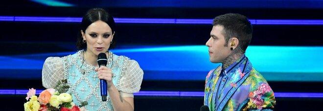 Sanremo 2021, la canzone di Fedez e Francesca Michielin è disco d'oro: «Grazie a tutti»