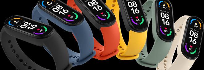 Mi Smart Band 6, Xiaomi si conferma leader dei wearable con la nuova gamma di prodotti