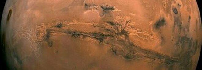 Marte, nelle rocce attese sulla terra forse il segreto della vita
