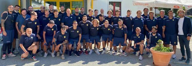 Juve Stabia-Campobasso 2-2, Novellino: «Il bilancio è positivo»
