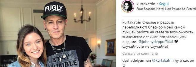 Johnny Depp nei guai  «Ha sperperato 650 milioni di dollari»  46127dc291db