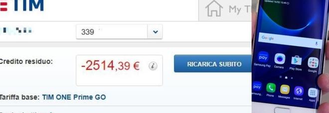 Tim, credito esaurito e debiti da migliaia di euro: un bug manda nel panico i clienti