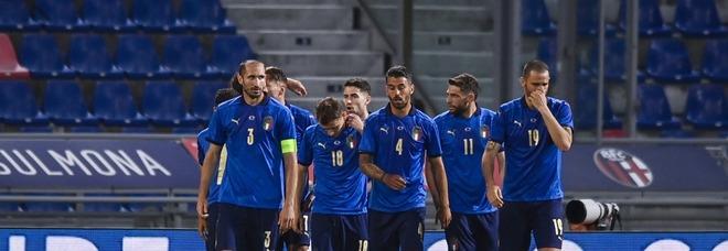 Italia-Repubblica Ceca 4-0: Insigne festeggia 30 anni con il gol