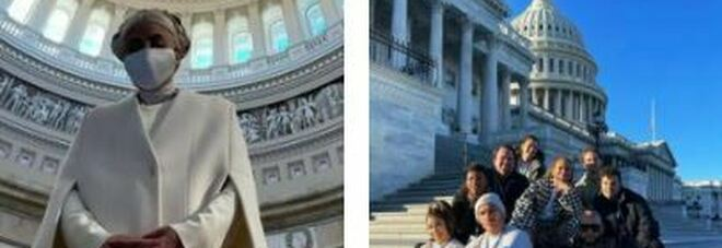 Biden, inauguration day. Da Lady Gaga a JLo i vip arrivano a Capitol Hill: cosa vedremo