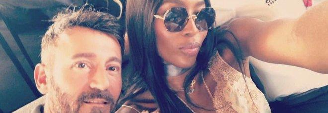 Max Biaggi e Naomi Campbell, ritorno di fiamma a Ibiza dopo quasi 20 anni?