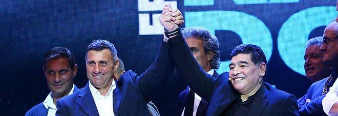 Napoli-Lazio e il cuore di Giordano diviso sempre a metà