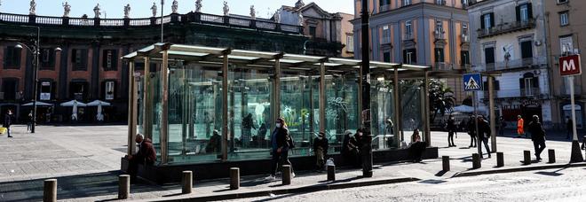 Napoli: principio di incendio per un neon guasto, chiusa per 4 ore la stazione Dante del metrò