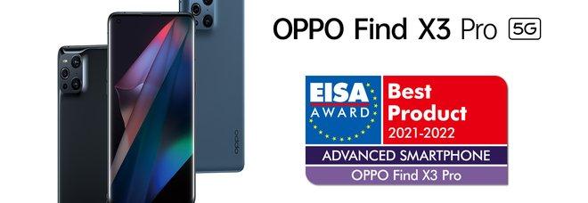 «Oppo Find X3 Pro è lo smartphone più avanzato del 2021-2022»