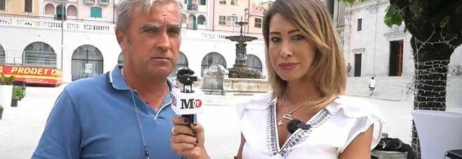Il Mattino da Castel di Sangro, Claudia Mercurio tra i tifosi nel ritiro abruzzese