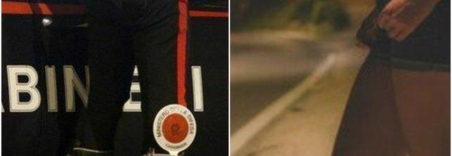 La madre si prostituisce e lascia (a notte fonda) la figlia piccola da sola in strada: denunciata a Roma