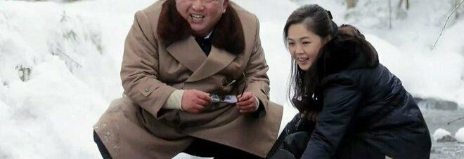 Corea del Nord,la moglie di Kim sparita dalla scena