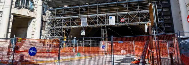 Galleria Vittoria, tre settimane perdute: ecco perché a Napoli è tutto fermo