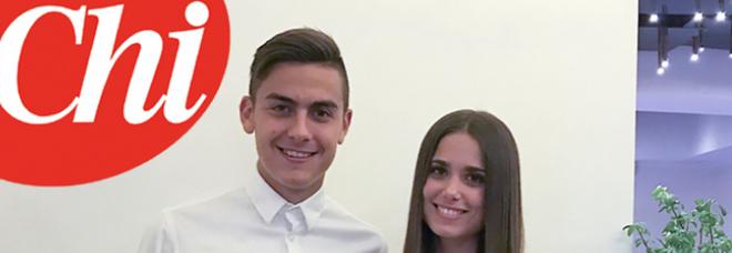 Antonella Cavalieri e Paulo Dybala (Foto: Chi)