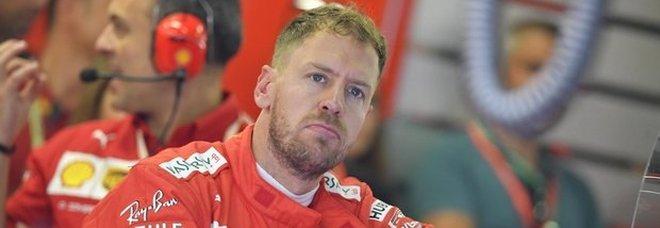 Vettel lascia la Ferrari a fine anno: «Devo riflettere sul futuro»