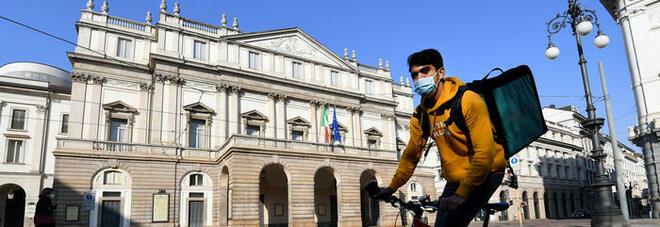 Foodinho, multa da 2,6 milioni di euro per i rider. Il Garante: «Numerose violazioni della normativa privacy»