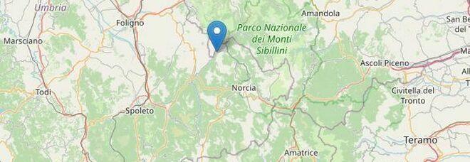 Terremoto a Norcia, scossa di 3.0 all'alba e torna la paura nel cratere sismico