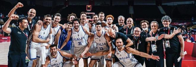 Diretta Italia-Nigeria di basket: gli azzurri cercano la qualificazione ai quarti delle Olimpiadi