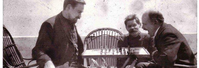 I campioni degli scacchi a Capri per la IV Edizione del Torneo Internazionale Vladimir Lenin