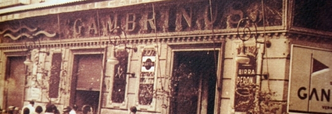 Foto storica del Gmbrinus