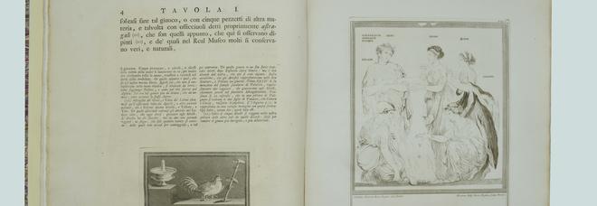 «Le Antichità di Ercolano esposte», la prestigiosa opera rientra al Parco Archeologico dopo i restauri