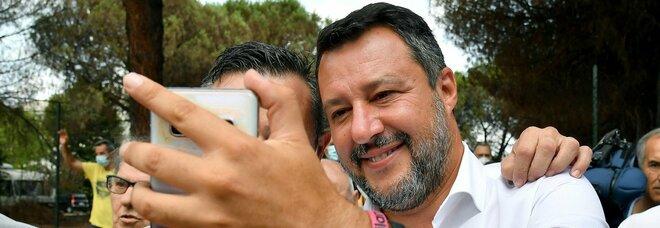 Salvini incontra Draghi: «Abbiamo parlato di Afghanistan e riforme»