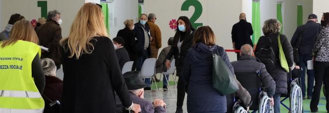 Vaccini Covid in Campania, 32.150 somministrazioni in 24 ore