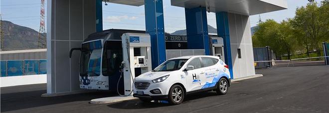Mobilità, idrogeno: l'unica stazione di servizio a Bolzano. Eni si prepara a scendere in campo