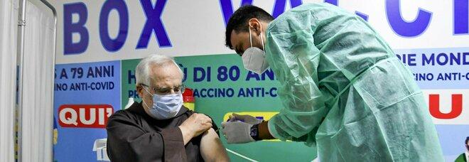Vaccini a Caserta, open day Pfizer con sole 1.150 adesioni su diecimila dosi