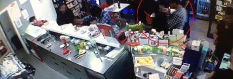 Raid nel bar, Casamonica urla alla testimone: «Di' che t'ho aiutato!»
