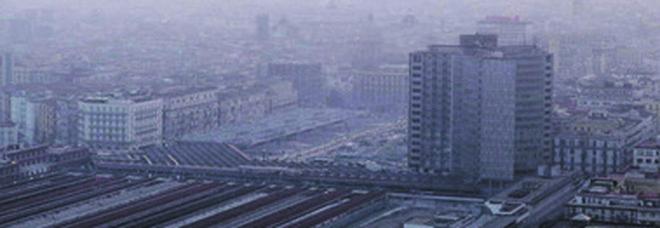 Smog, Legambiente: «11 le città campane fuorilegge per polveri sottili»