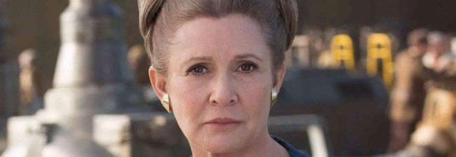 Carrie Fisher in