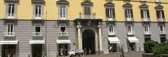Palazzo Partanna, sede dell'Unione industriali Napoli