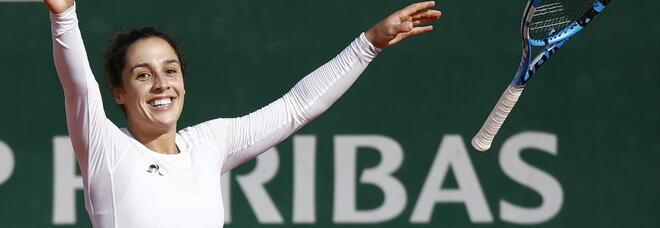 Roland Garros, splendida Martina Trevisan: battuta la Bertens vola ai quarti