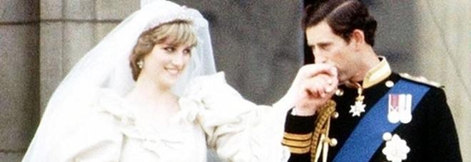 Lady Diana, fetta della torta nuziale venduta all'asta dopo 40 anni per 1.850 sterline