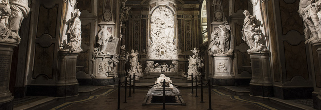 Cappella Sansevero chiude per manutenzione: porte sbarrate dal 27 settembre al 5 ottobre