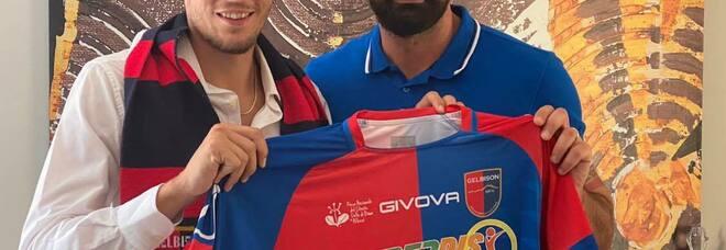 Gelbison arriva il centrocampista Cardore, ex Juve Stabia