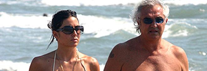 Gf Vip, Elisabetta Gregoraci: «Briatore? Vita sacrificata per stare con lui»