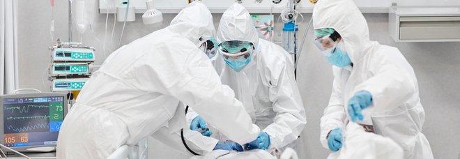Coronavirus, al Sud ricoveri e terapie intensive crescono di più