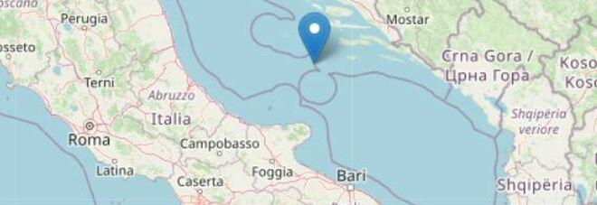 Scossa di magnitudo 2.8 nell'Adriatico Centrale. E ieri qualche attimo di paura a Fiordimonte in pieno cratere