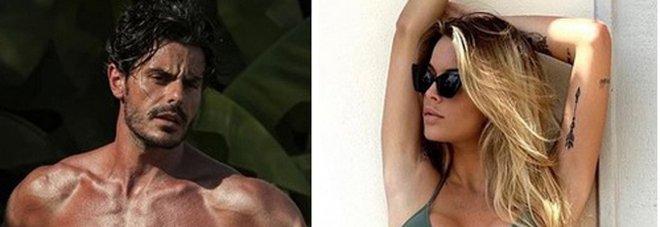 Andrea Casalino e Sophie Codegoni (Instagram)
