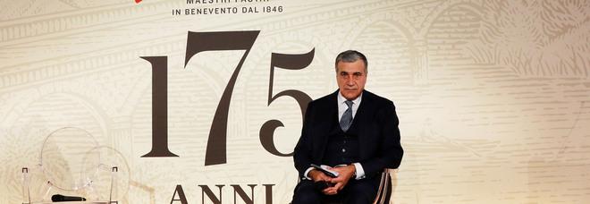 Benevento, Rummo in crescita: «16 milioni nel ciclo produttivo»